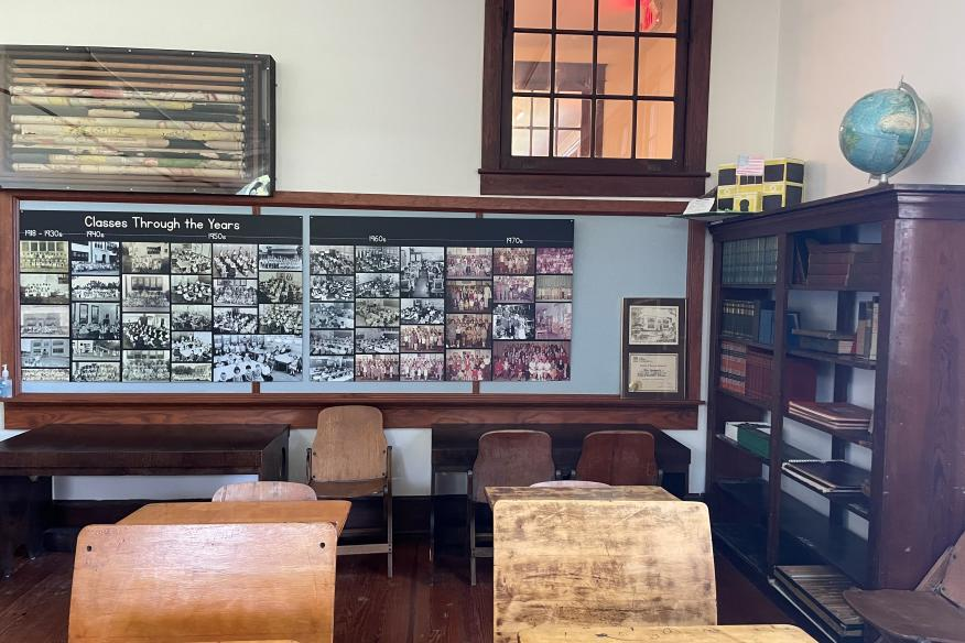 Old Davie Classroom 2