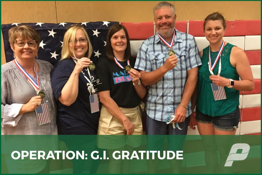 Operation G.I. Gratitude