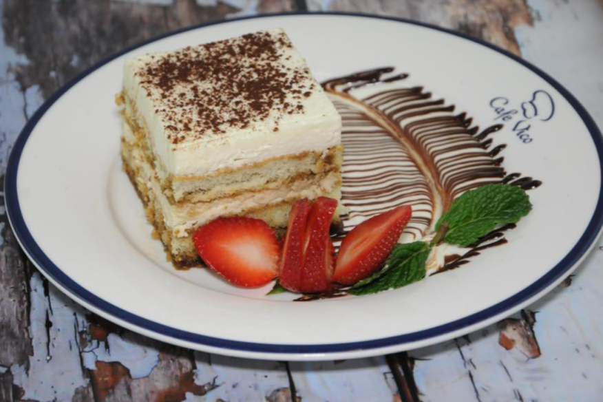 Cafe Vico dessert