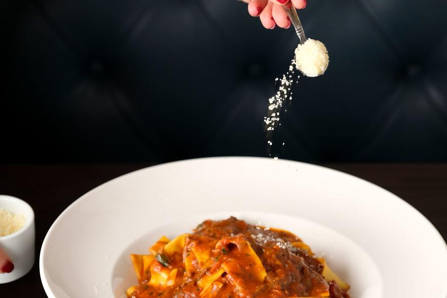 Pappardelle with Short Rib