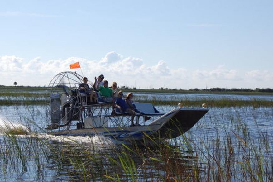 Private Airboat Adventure