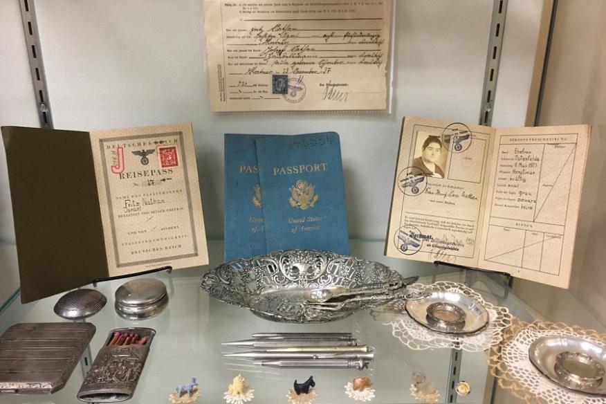 Passport and artifacts