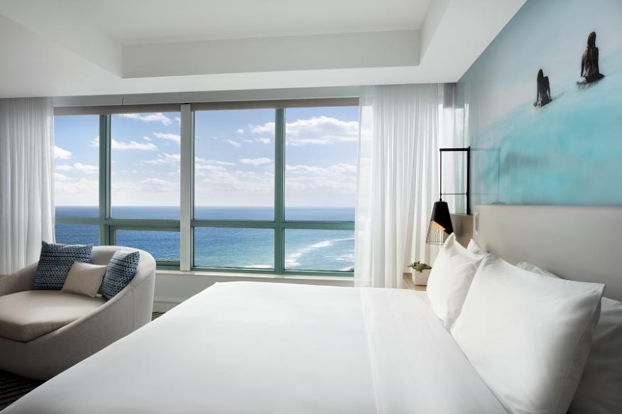 Penthouse Oceanfront Suite