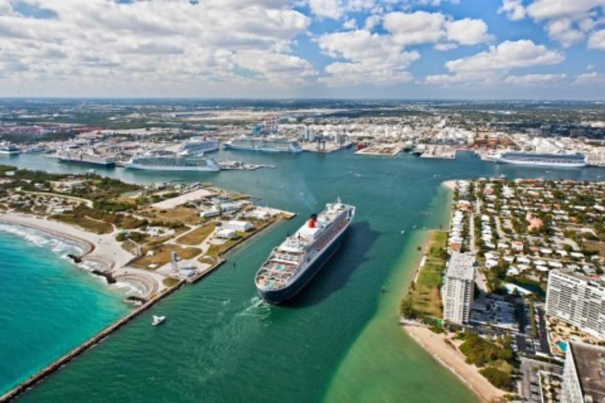 Fort Lauderdale Port >> Port Everglades Fort Lauderdale Fl 33316