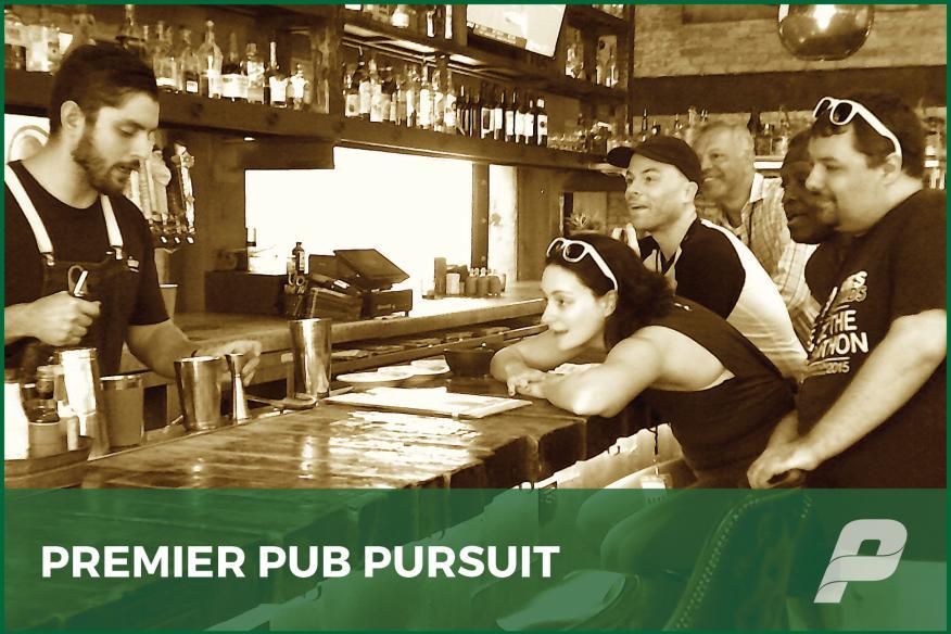 Premier Pub Pursuit