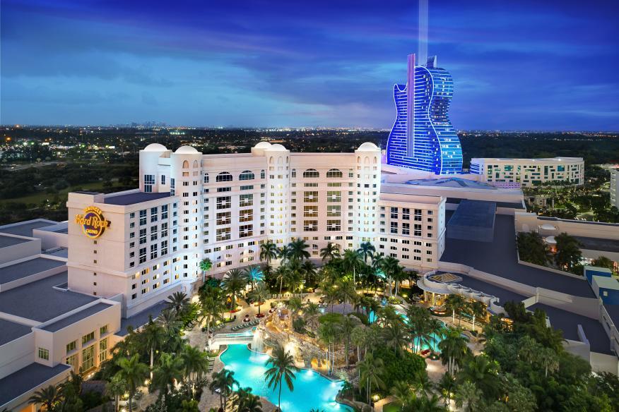 Seminole Hard Rock Hotel & Casino Hollywood, FL