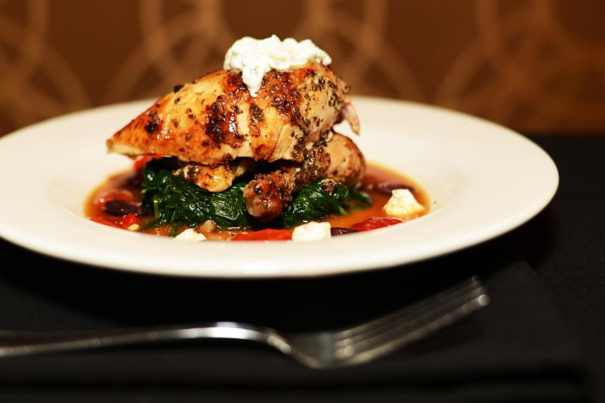 Rotisserie Greek Chicken