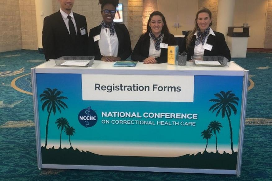 Registration Staff - National Conference on Correctional Healthcare