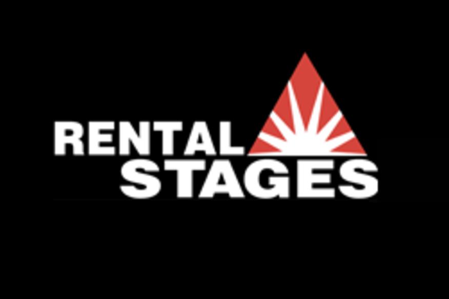 Rental Stages Logo
