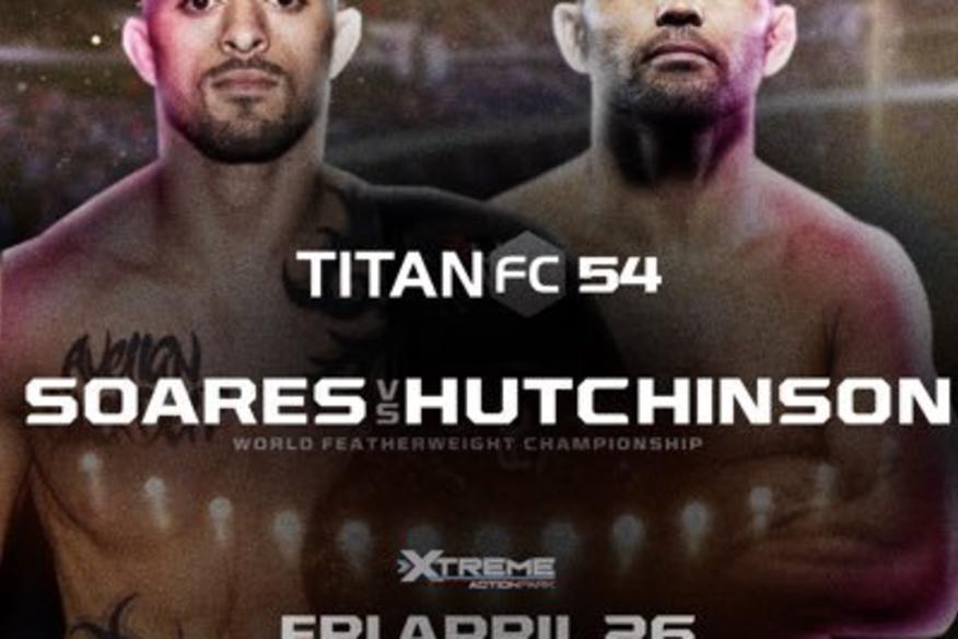 Live MMA Fight Night: Titan FC 54