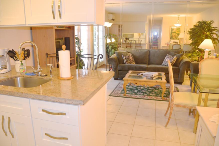 Standard 1/1 kitchen view