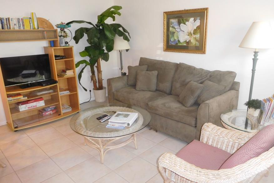 Standard 1/1 Livingroom