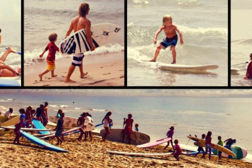 HANG LOOSE SURF SCHOOL