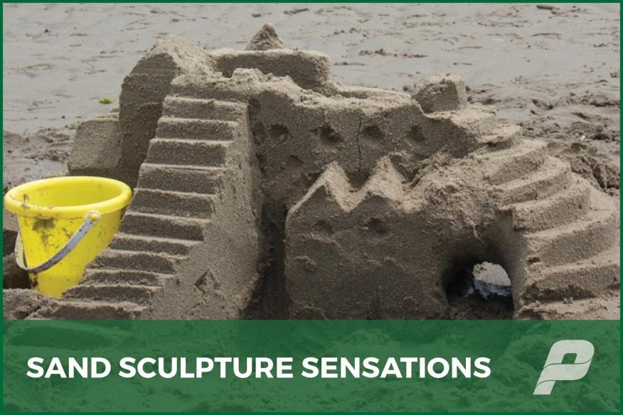 Sand Sculpture Sensations