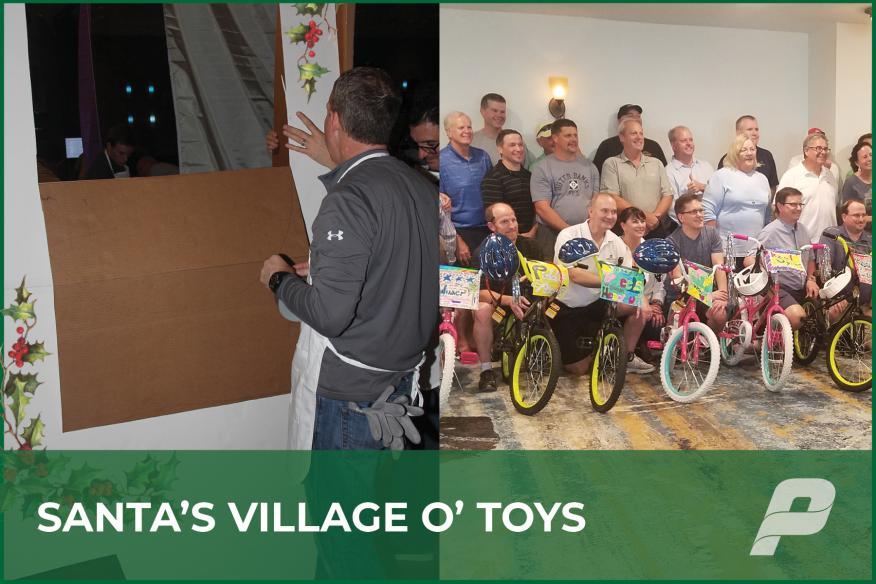Santa's Village O' Toys
