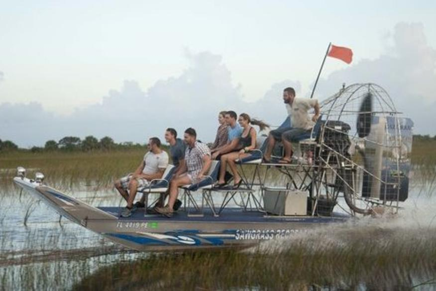 Private Airboat Experience