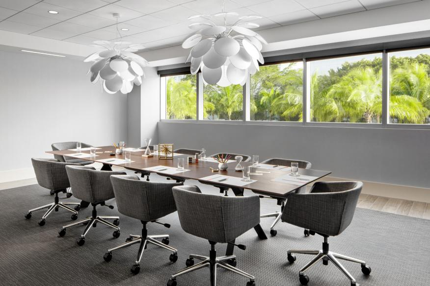 Seven Isles Executive Boardroom