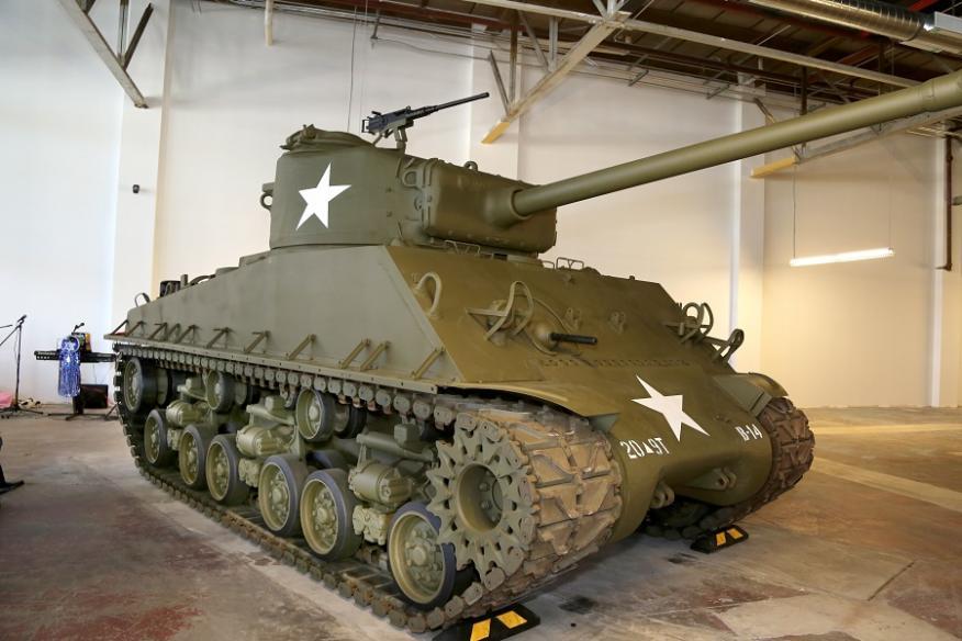 Liberation Tank