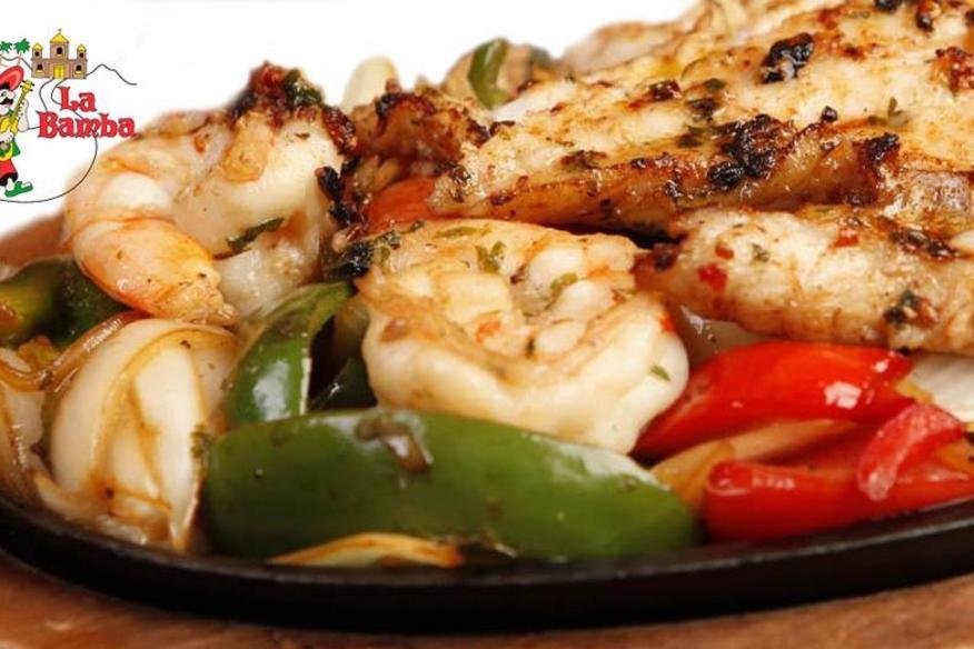 Shrimp Fajita