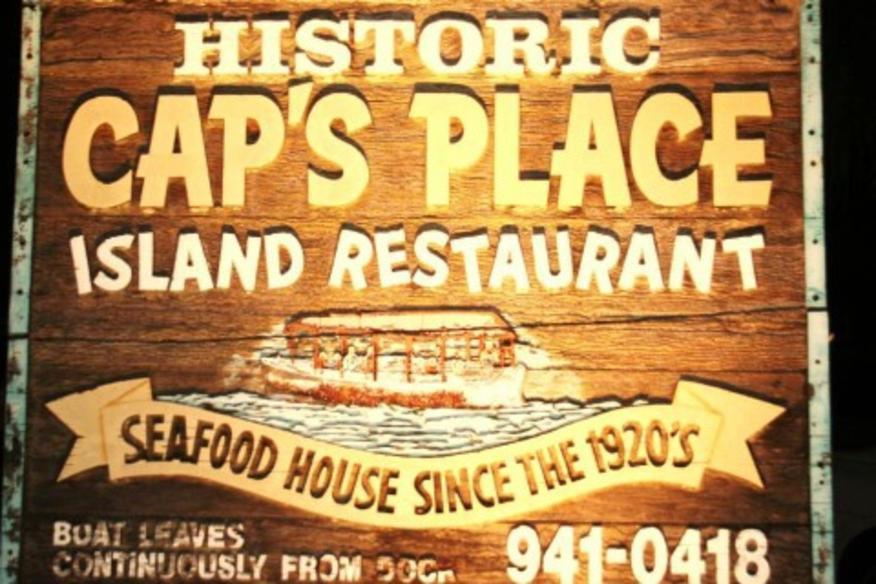 CAP'S PLACE