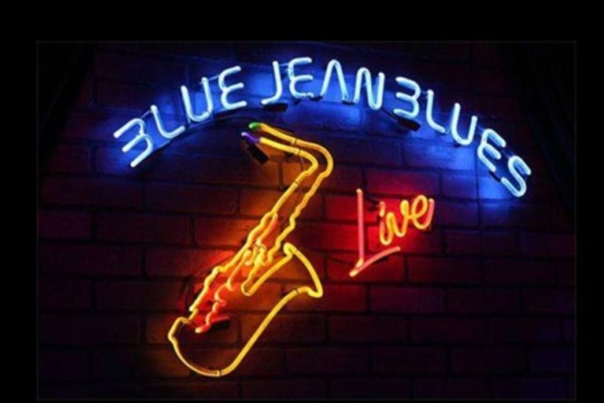 BLUE JEAN BLUES