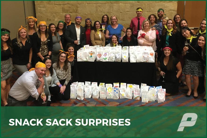 Snack Sack Surprises