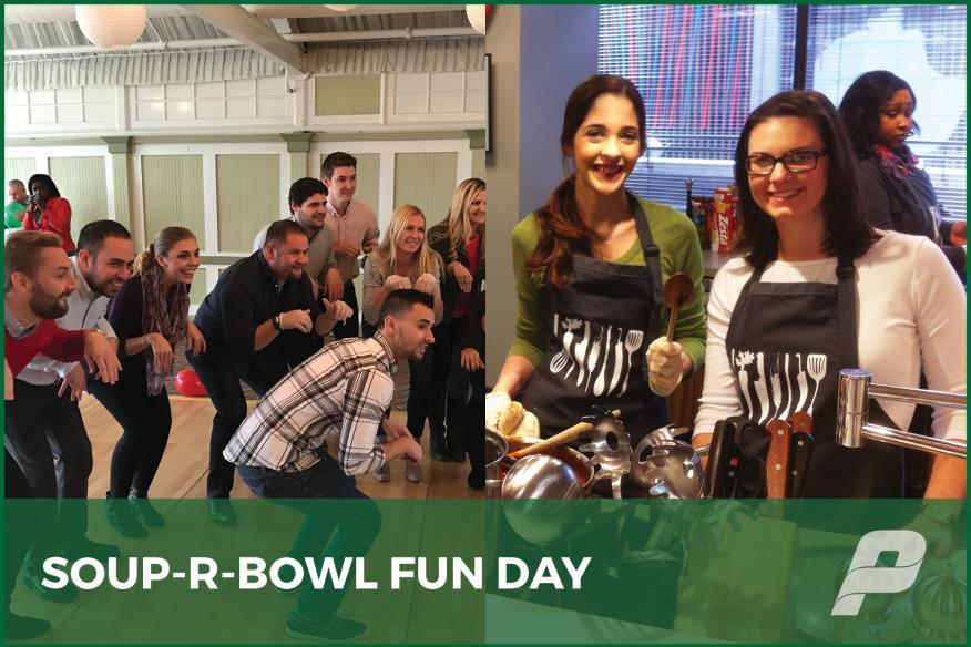 Soup-R-Bowl Fun Day