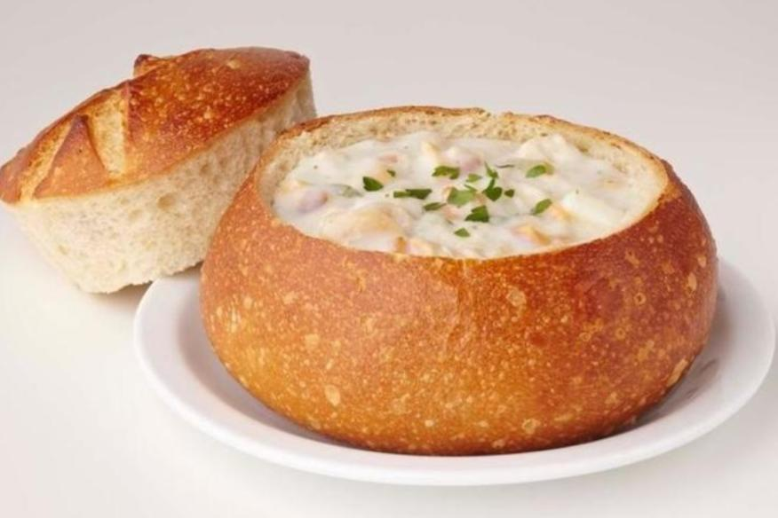 Bread Bowl of Soup
