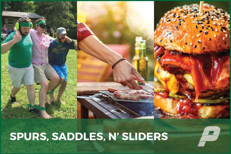 Spurs, Saddles, N' Sliders