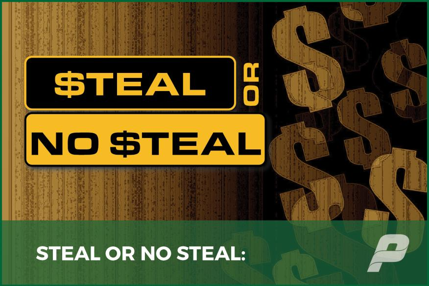 Game Show: Steal or No Steal