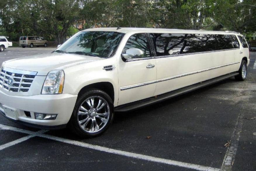 Stretch Cadillac