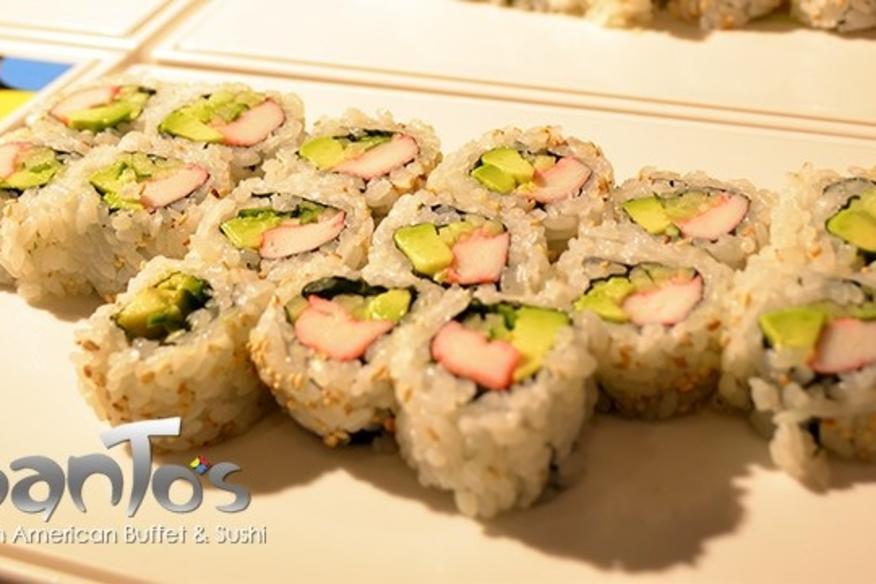 Santo's Sushi