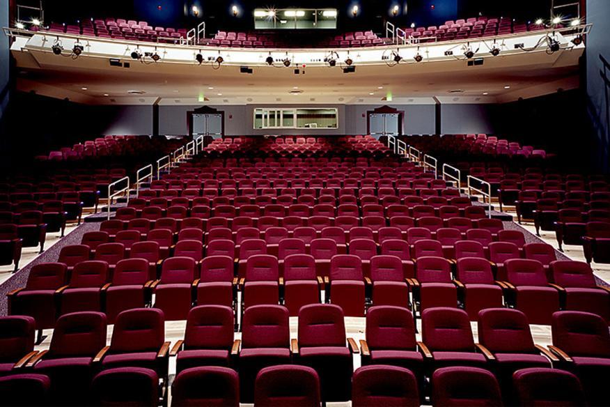 MCC Theater seats