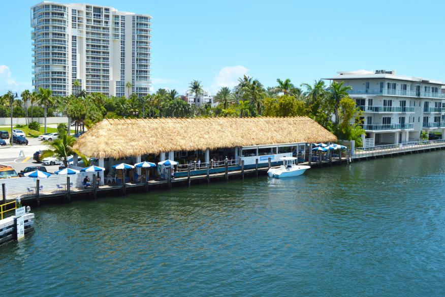 Tiki Tiki Waterfront