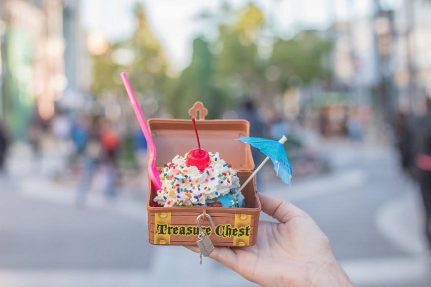 Ice Cream Treasure