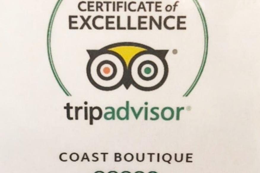 Trip Advisor Seal