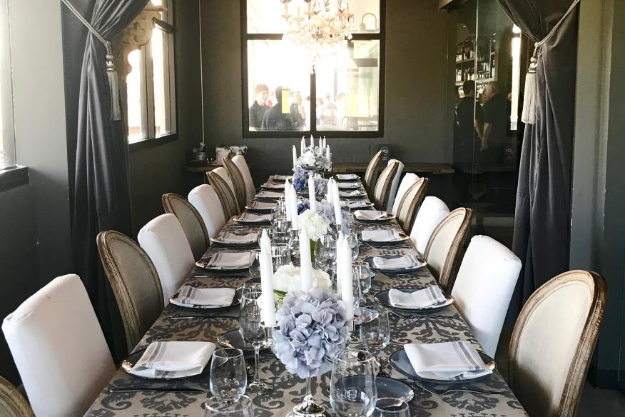 Déjà Blue Restaurants - Tuscany Room