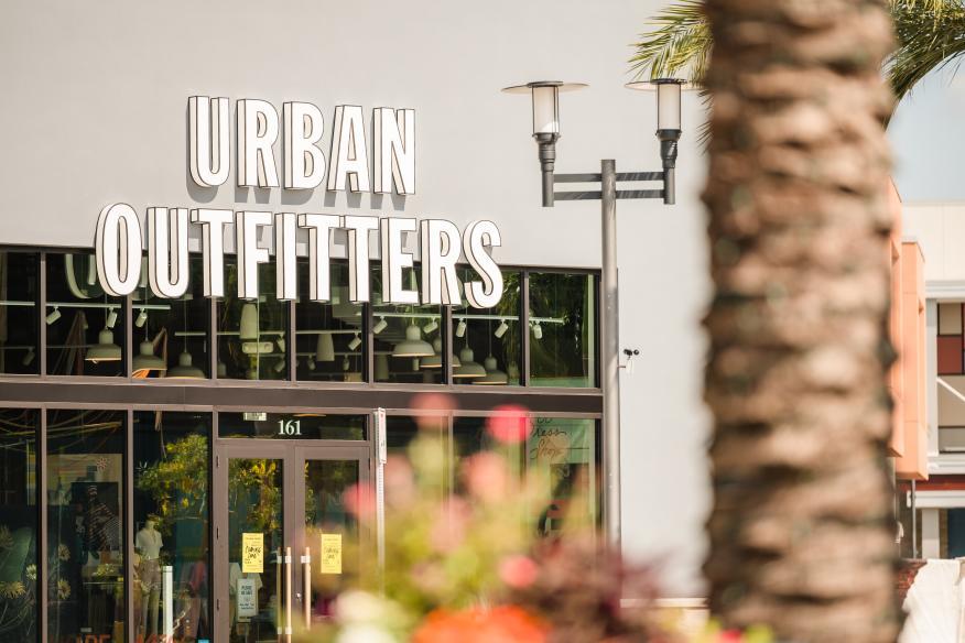 Urban Storefront