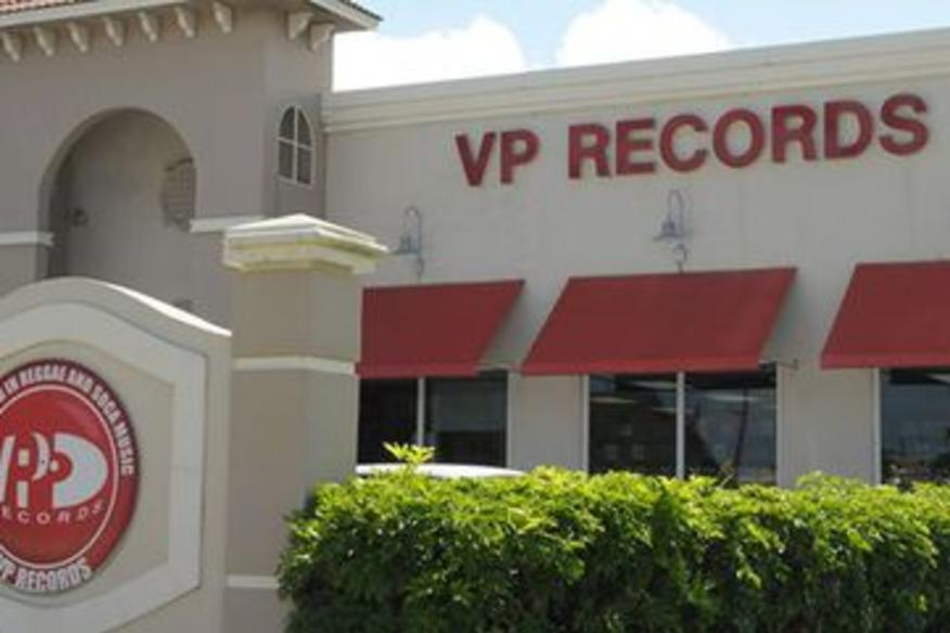 Vp Records Exterior