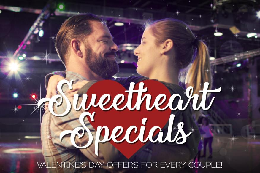 Valentine's Day Sweetheart Special