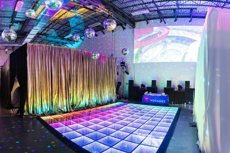 Warehouse Event