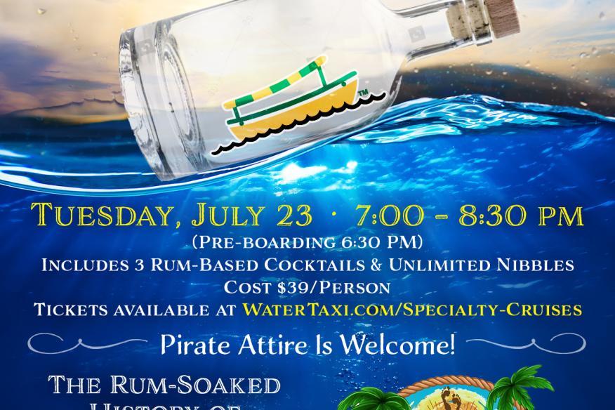 Rum Runner Cruise