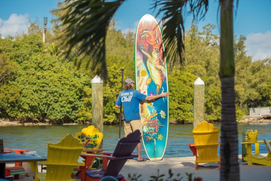 5 o'Clock Somewhere - Kayak and Paddleboard Rentals Available!