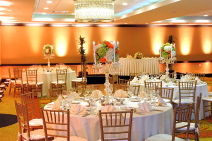 Wyndham Deerfield Wedding