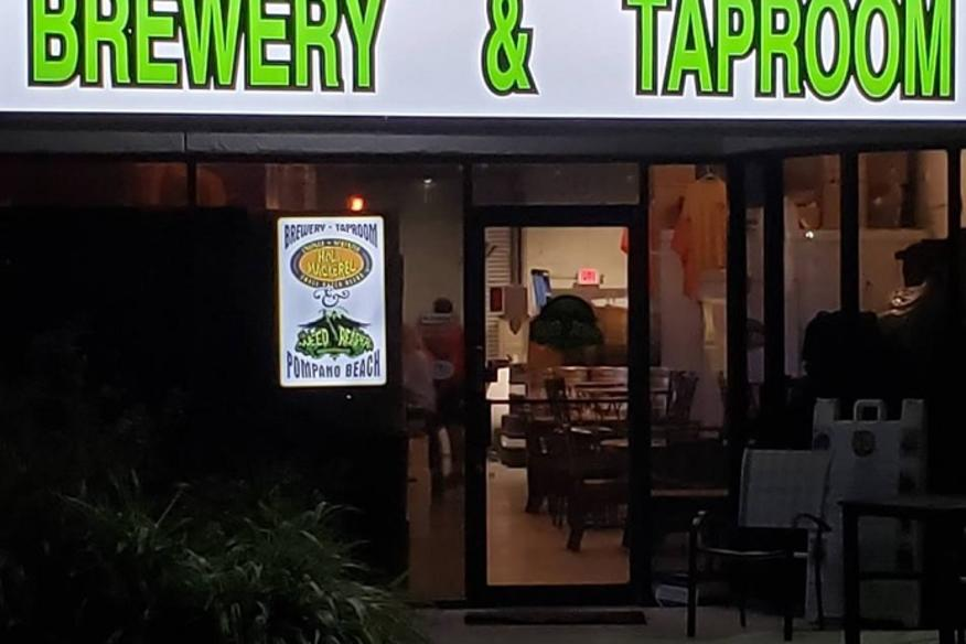 Weed Reaper Experiment Store Front