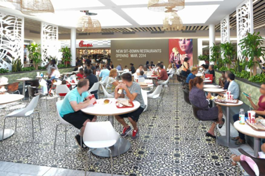 Westfield Broward - Dining Court