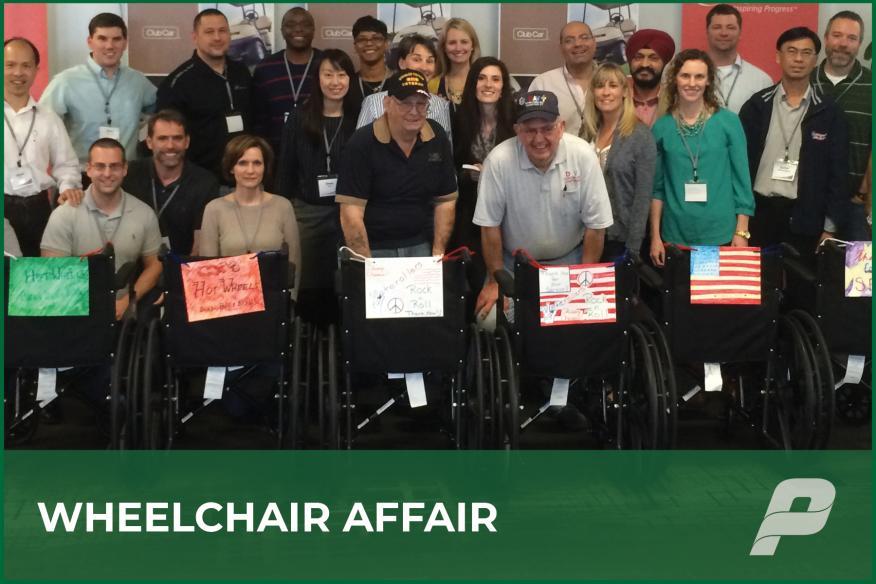 Wheelchair Affair