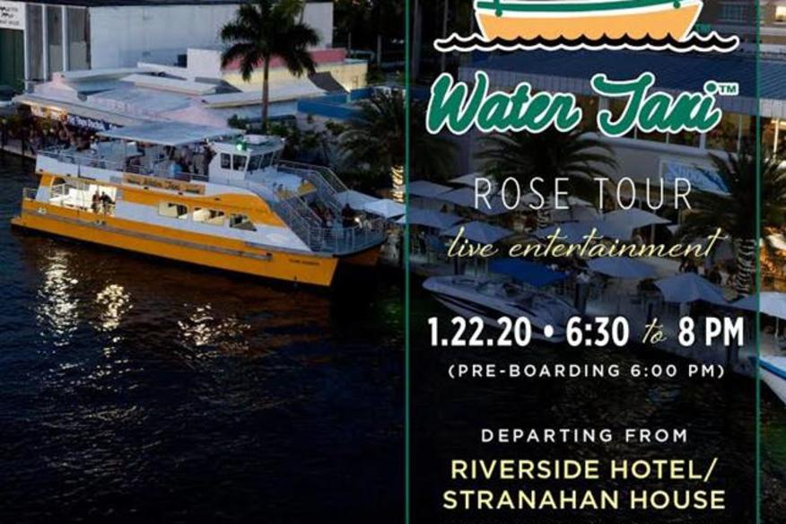 Wine-Down Wed. Wine & Cheese Cruise Aboard the Water Taxi