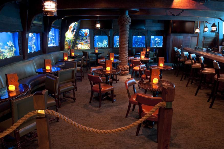 B Ocean Resort, Wreck Bar