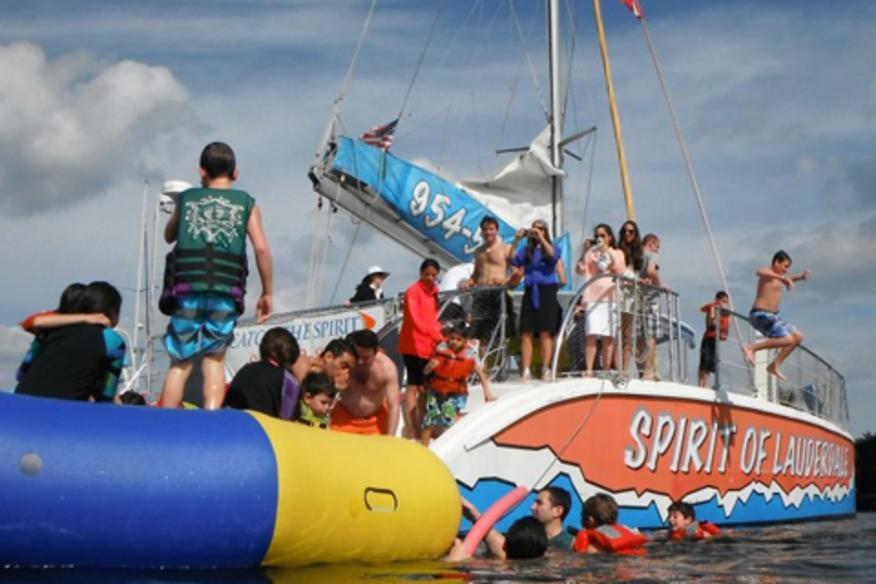 Snorkel Sail